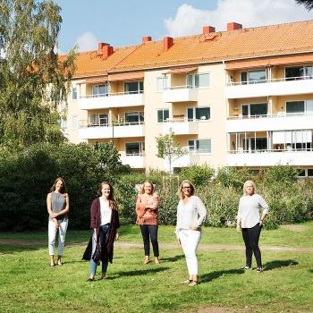 Arbeta hos mäklare Lena Ström Fastighetsbyrå