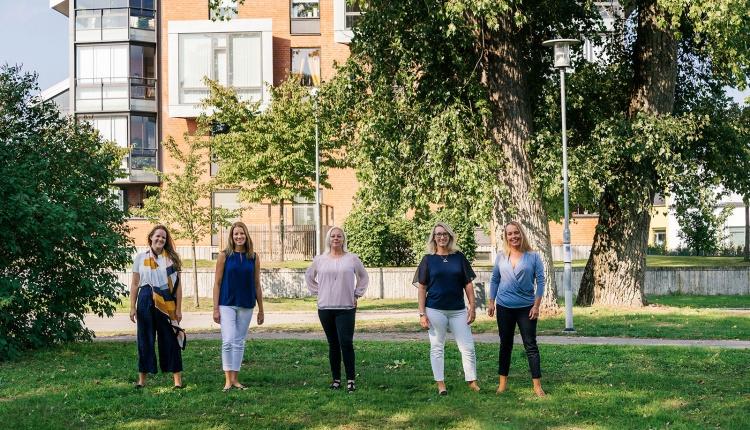 Vi på Lena Ström Fastighetsbyrå i Kävlinge & Lomma kommun